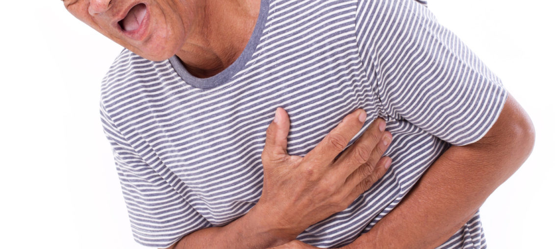 5 Things That Cause Chest Pain