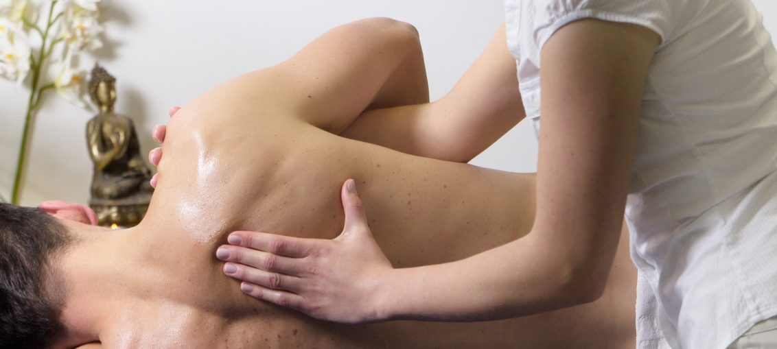 Massage Therapy Strokes and Moves